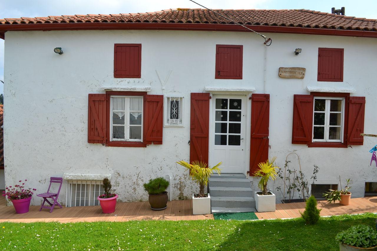 Maison hasparren a vendre era sainsevin immobilier - Maison a vendre saint jean pied de port ...